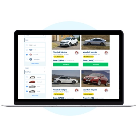1000s of vehicles in stock and sourced