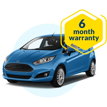 6-month complimentary warranty