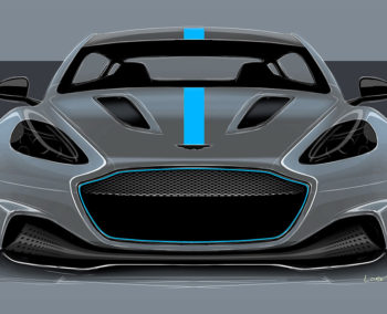 Bond Goes Electric – Aston Martin Announced Its First Electric Car