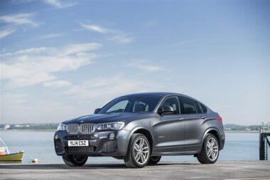 BMW X4 XDRIVE20D M SPORT 5DR STEP AUTO
