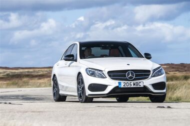 Mercedes-Benz C220 BlueTEC SE