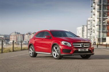 Mercedes-Benz GLA 200d AMG Line
