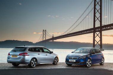Peugeot 308 1.6 BlueHDi 100 Access