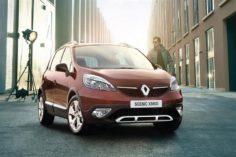 Renault Scenic Xmod 1.5 dCi Dyn Nav