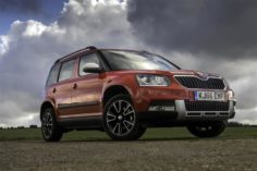 Skoda Yeti Outdoor 2.0 TDI CR SE