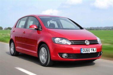 Volkswagen Golf Plus 1.6 TDI 105 S