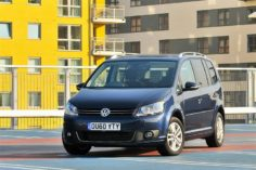 Volkswagen Touran 2.0 TDI BlueMotion