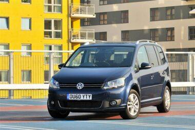 Volkswagen Touran 2.0 TDI BlueMotion