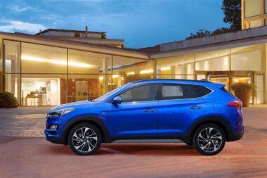 Hyundai Tucson 2.0 CRDI 185 SE Nav