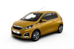 Peugeot 108 1.2 VTi Allure