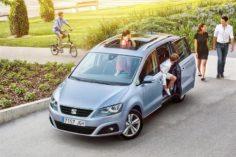 SEAT Alhambra 2.0 TDI CR Ecomotive SE