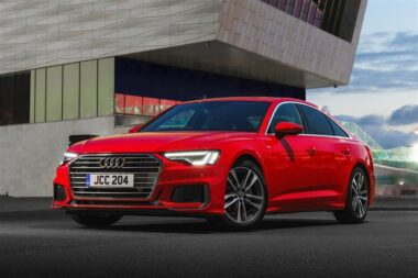 Audi A6 2.0 TDI Ultra Black Edition