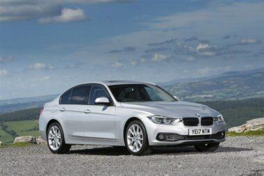 BMW F30 320d ED Plus Saloon B470 2.0d LCI Auto