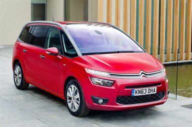 Citroen Grand C4 Picasso 1.6 BlueHDi 100 VTR