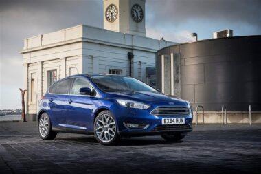 Ford Focus 1.6 125 Zetec Powershift