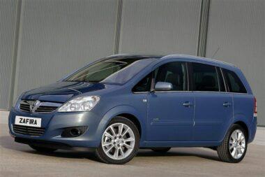 Vauxhall Zafira 1.4T SRi