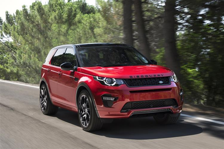 Land Rover Discovery Sport 2.0 TD4 180 HSE