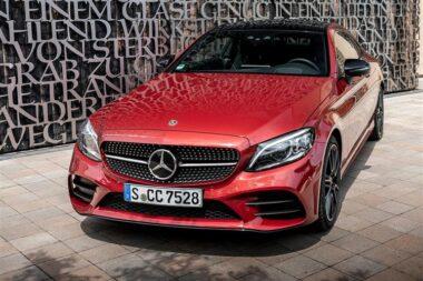 Mercedes-Benz C Class C250D AMG Line Auto