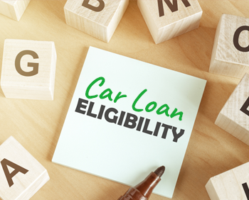 What is car loan eligibility?