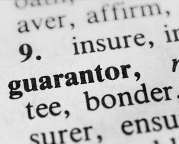What is a guarantor loan, and can I use one to finance a car?