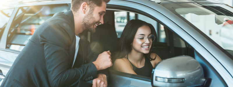 Can you get car finance with a default?