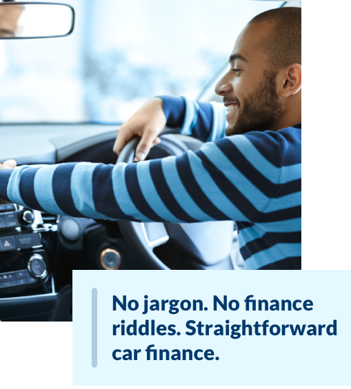 How can Hippo help me get accepted for bad credit vehicle finance?