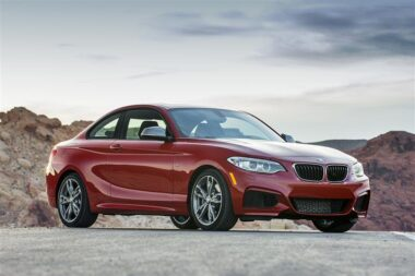 BMW 420I 2.0 T M Sport