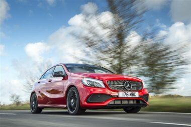 Mercedes-Benz A180 D 1.5 SE Executive