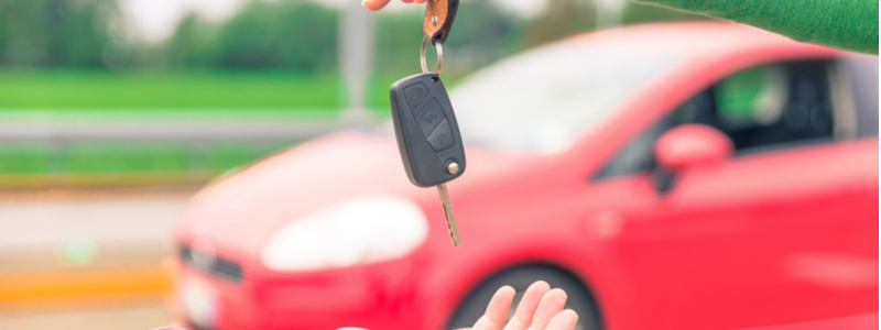 is it better to part exchange or sell a car privately
