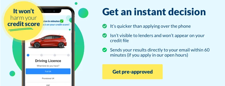How to find out if you'll be approved for car finance without affecting your credit score