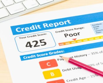 Why has my credit score changed when I didn't do anything?