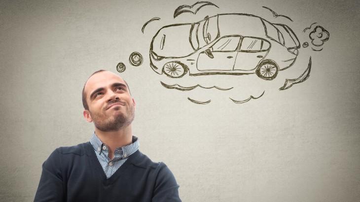 saving for a car deposit