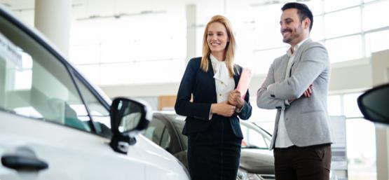 A deposit guarantees a sale for the dealer