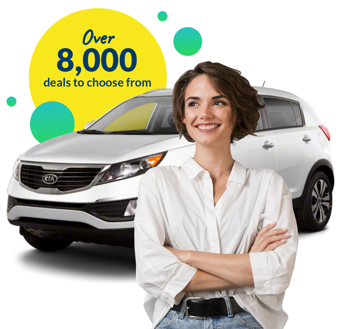 Over 8,000 deals to choose from